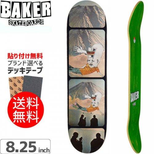 【ベーカー BAKER スケボー デッキ】T-FUNK CONTINUUM DECK[8.25インチ]NO211
