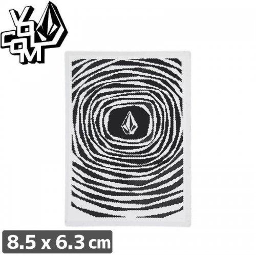 【ボルコム VOLCOM ステッカー】STICKER【8.5cm x 6.3cm】NO337
