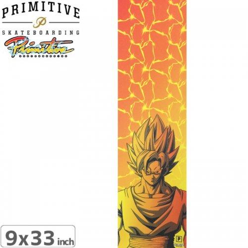 【プリミティブ PRIMITIVE デッキテープ】DBZ GOKU GRIP【9x33】NO8