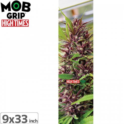 【モブグリップ MOB GRIP デッキテープ】HIGH TIMES SOUR GRIPTAPE【9 x 33】NO134