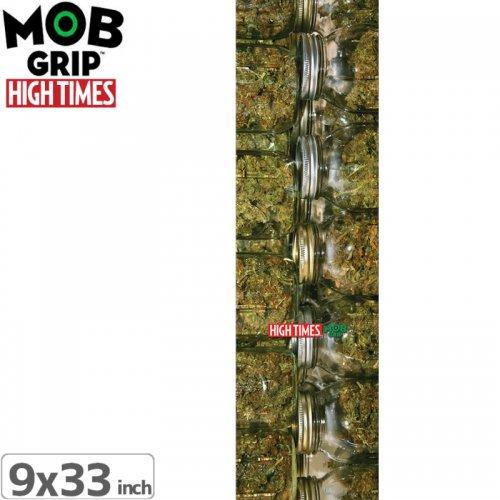【モブグリップ MOB GRIP デッキテープ】HIGH TIMES HARVEST GRIPTAPE【9 x 33】NO135