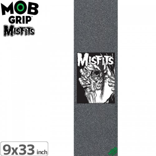 【モブグリップ MOB GRIP デッキテープ】MISFITS PUSHEAD GRIPTAPE【9 x 33】NO137