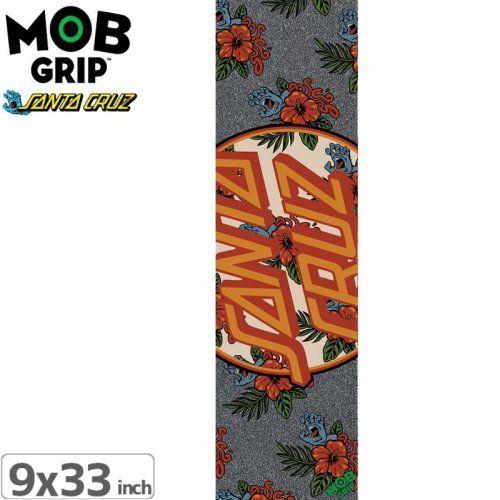 【モブグリップ MOB GRIP デッキテープ】SANTA CRUZ VACATION DOT GRIPTAPE【9 x 33】NO185
