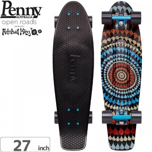 【ペニー PENNY スケートボード コンプリート】MITCHELL KING RIPPLE [27インチ] NO76
