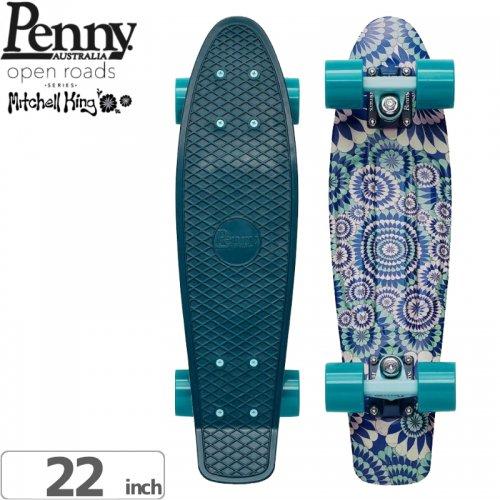 【ペニー PENNY スケートボード コンプリート】MITCHELL KING ALTHEA [22インチ] NO78