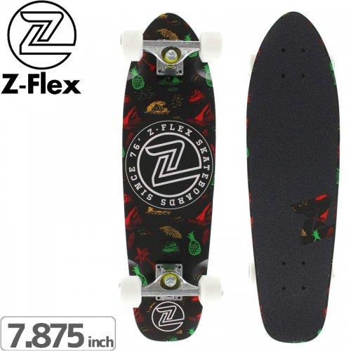 【ジーフレックス Z-FLEX スケートボード コンプリート】ISLAND TIME CRUISER[27インチ]NO39