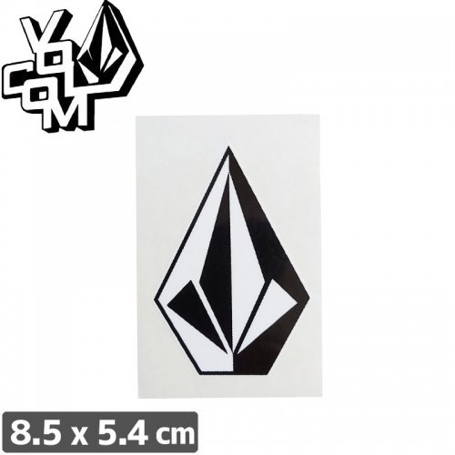 【ボルコム VOLCOM ステッカー】STICKER【8.5cm x 5.4cm】NO342