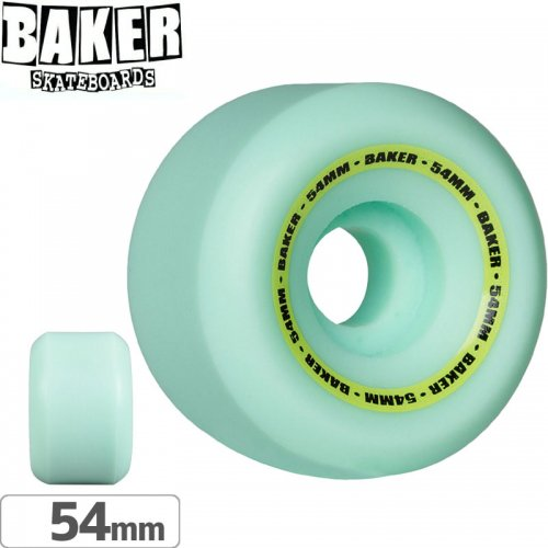 【ベーカー BAKER スケボー ウィール】IMPACT STRIPE CONICAL【54mm】【99A】NO13