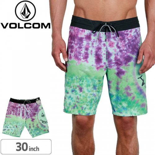 【ボルコム VOLCOM ボードショーツ】CHILL OUT STONEY 19【MLT/MID LENGTH】NO25