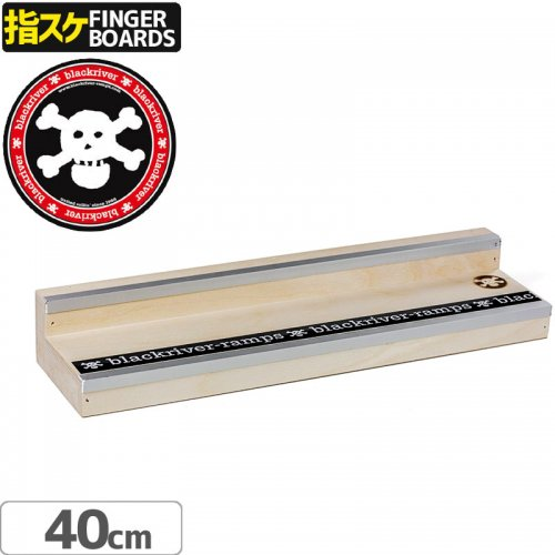 【ブラックリバー BLACKRIVER 指スケ】+BLACKRIVER-RAMPS+ BOX2【40cm】NO43