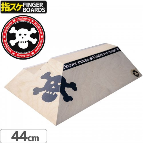 【ブラックリバー BLACKRIVER 指スケ】+BLACKRIVER-RAMPS+ BOX5【44cm】NO44
