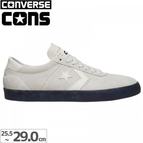 【CONS CONVERSE コンバース スケート シューズ】BREAKPOINT PRO OX SHOES【ホワイト】NO45