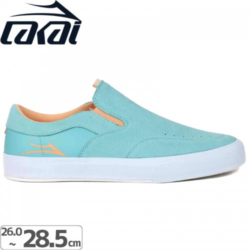 【LAKAI LIMITED FOOTWEAR ラカイ スケート シューズ】OWEN VLK SHOES NICO HIRAGA NO76