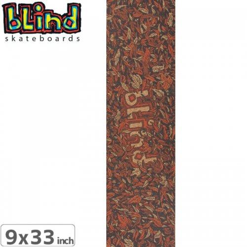 【BLIND ブラインド スケボー デッキテープ】FOLIAGE GRIP TAPE【9x33インチ】NO8