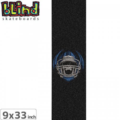 【BLIND ブラインド スケボー デッキテープ】JOCK SKULL GRIP TAPE【9x33インチ】NO10
