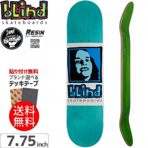 【ブラインド BLIND スケボー デッキ】GIRL DECK[7.75インチ]NO127