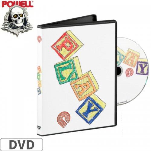 【パウエル POWELL スケボー 映像作品】PLAY DVD【北米版】NO14