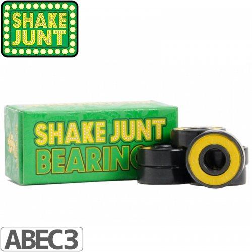 【シェイクジャント SHAKE JUNT スケボー ベアリング】LOW RIDER BEARING【ABEC3】NO3