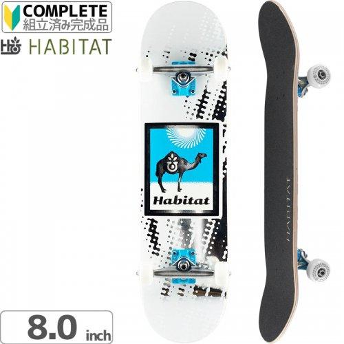 ハビタット HABITAT スケートボード コンプリート】CAMEL LOGO COMPLETE[8.0インチ]NO17