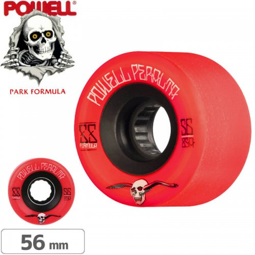 【パウエル POWELL スケボー ウィール】G-SLIDES SSF WHEEL【56mm】【85A】NO24