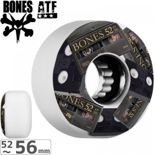 【ボーンズ BONES スケボーウィール】MINI DV'S WHEELS ATF【80A】【52mm】【54mm】【56mm】NO170