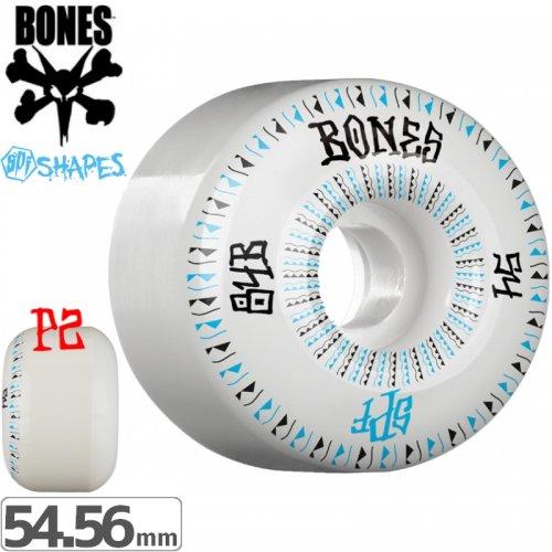 【ボーンズ BONES スケボーウィール】SPF P2 LINERS WHEELS【104A】【54mm】【56mm】NO175