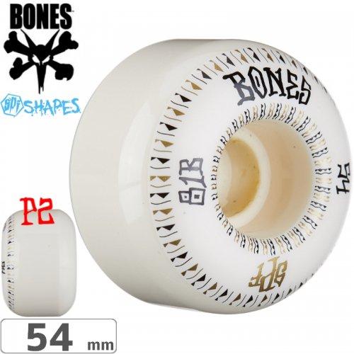 【ボーンズ BONES スケボーウィール】SPF P2 LINERS WHEELS【101A】【54mm】NO176