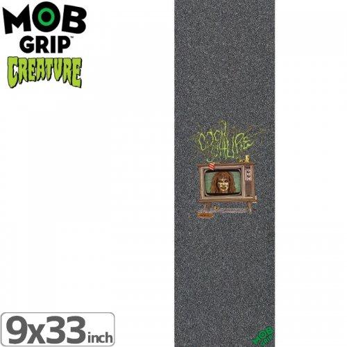 【モブグリップ MOB GRIP デッキテープ】CREATURE ZODIAC GRIPTAPE【9 x 33】NO186