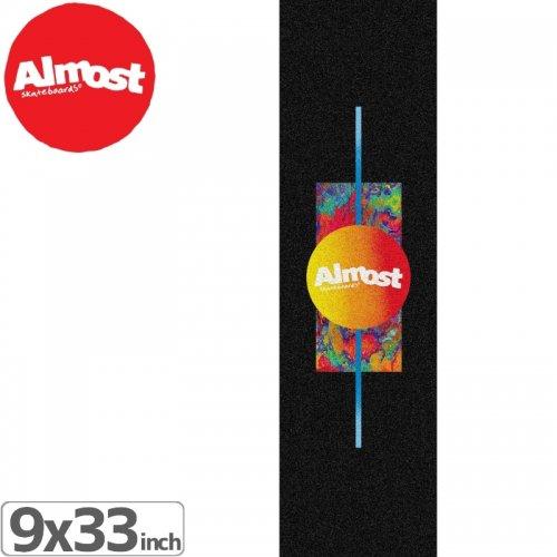 【オルモスト ALMOST スケボー デッキテープ】PHOT ESSAY GRIPTAPE【9 x 33】NO11