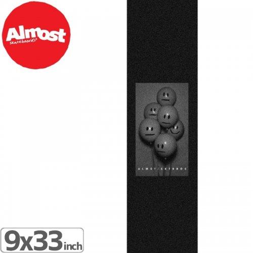 【オルモスト ALMOST スケボー デッキテープ】BALLOONS GRIPTAPE【9 x 33】NO12