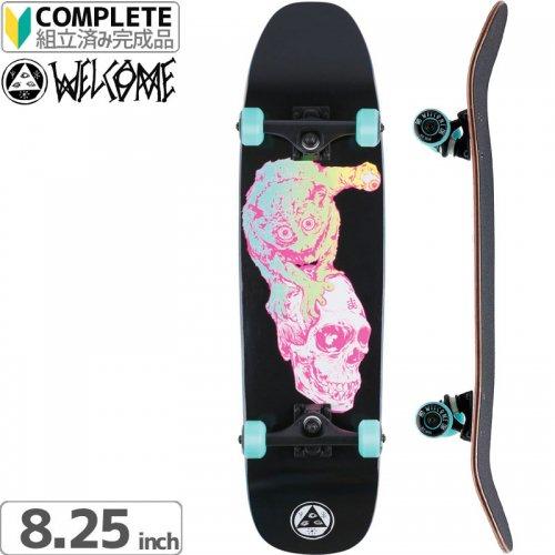 【WELCOME ウェルカム スケートボード コンプリート】LORIS LOUGHLIN COMPLETE[8.25インチ]NO2