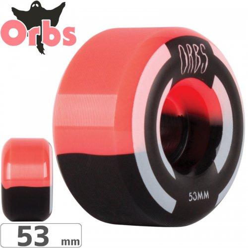 【オーブス ORBS スケボー ウィール】APPARITIONS SPLITS WHEEL【53mm】【99A】NO4
