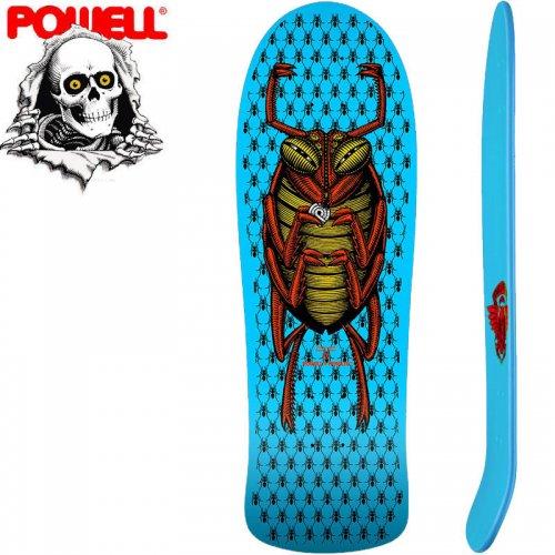 【パウエル POWELL スケートボード デッキ】BUG 02 DECK[9.85インチ]オールドスクール NO52
