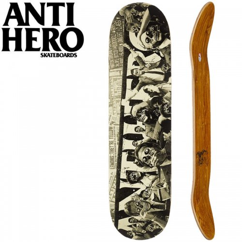 【ANTI HERO アンタイヒーロー デッキ】THEY PANIC PRICE POINT DECK[7.75インチ]NO122