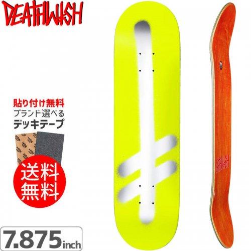 Deathwish デスウィッシュ デッキ 南国スケボーショップ砂辺:スケートボード、デッキの通販に最適!