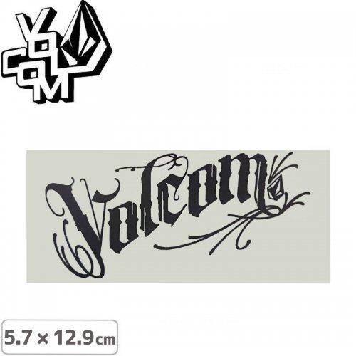 【ボルコム VOLCOM ステッカー】STICKER【5.7cm x 12.9cm】NO355