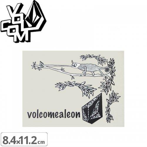 【ボルコム VOLCOM ステッカー】STICKER【8.4cm x 11.2cm】NO356