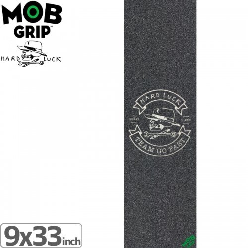【モブグリップ MOB GRIP デッキテープ】TEAM GO FAST GRIP GRIPTAPE【9 x 33】NO182