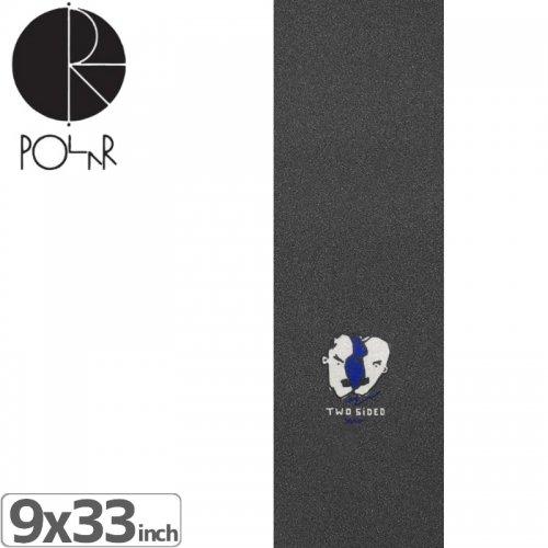 【POLAR ポーラー スケボー デッキテープ】DOODLE TWO SIDED GRIP【9x33】NO6
