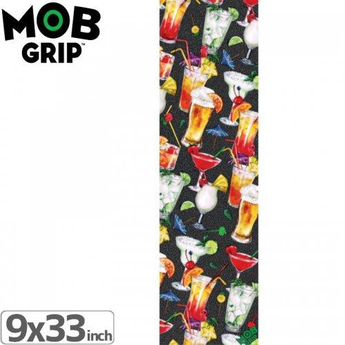 【モブグリップ MOB GRIP デッキテープ】VACATION HAPPY HOUR GRIP【9x33】NO183