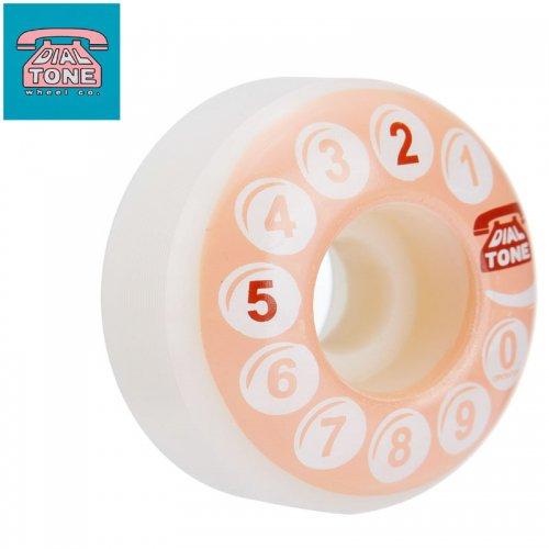 【ダイアルトーン DIAL TONE WHEELS スケボー ウィール】ROTARY CLASSIC STANDARD【101A 53mm】NO7