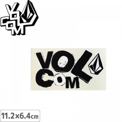 【ボルコム VOLCOM ステッカー】STICKER【8.5cm x 11.2cm】NO359