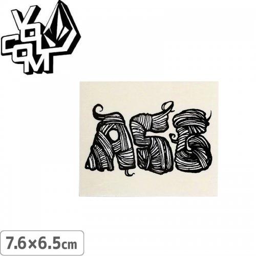【ボルコム VOLCOM ステッカー】STICKER【7.6cm x 6.5cm】NO361