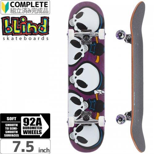 【ブラインド BLIND スケートボード コンプリート】REAPER REPEAT COMPLETE[7.5インチ]【92A】NO117