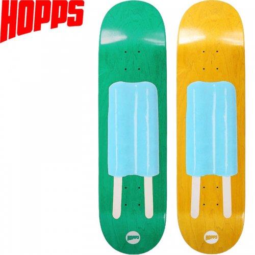 【HOPPS ホップス スケボー デッキ】POP BLUEBERRY DECK[7.75インチ] NO15