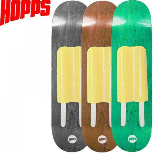 【HOPPS ホップス スケボー デッキ】POP PINEAPPLE DECK[8.125インチ]NO17