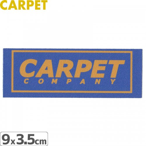 【CARPET COMPANY カーペット カンパニー デッキテープ】GRIPTAPE BRICK【カッティングタイプ】NO1