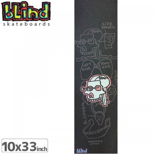 【BLIND ブラインド スケボー デッキテープ】HERITAGE EXPERIMENTAL GRIP TAPE【10x33インチ】NO12