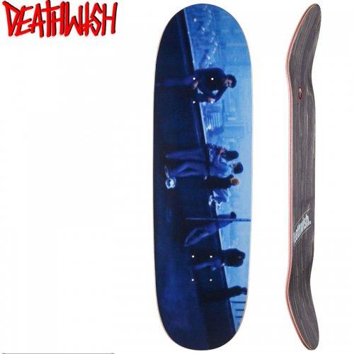 【デスウィッシュ DEATH WISH スケボー デッキ】BAD CROWD DECK[9.1インチ]クルーザー NO82