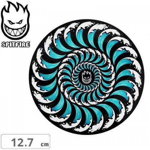 【スピットファイアー SPITFIRE スケボー ステッカー】STEAMER PRO CLSSC【12.7cmx12.7cm】NO106